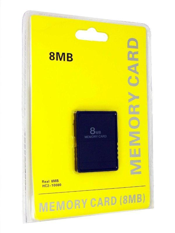 Memory Card Sony PS2 8 mb
