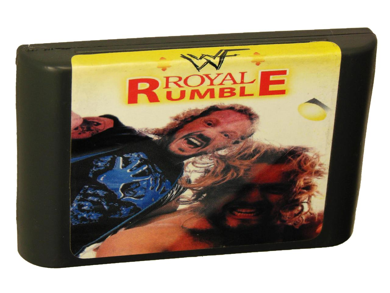 Royal Rumble (Sega)
