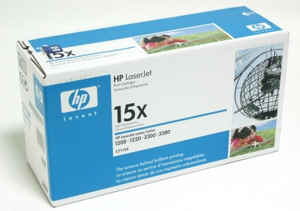 Картридж-тонер HP C7115X (Uniton Eco) for LJ 1200/3330, 3500 стр.