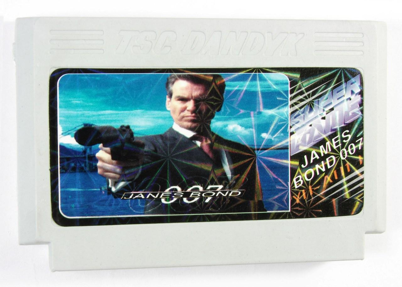 James Bond 007 (Dendy)