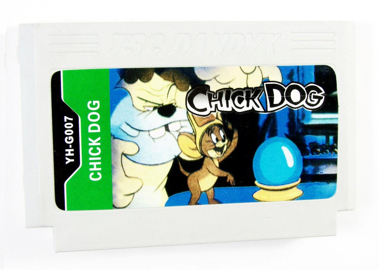 Картридж для Денди Chick Dog (Dendy)