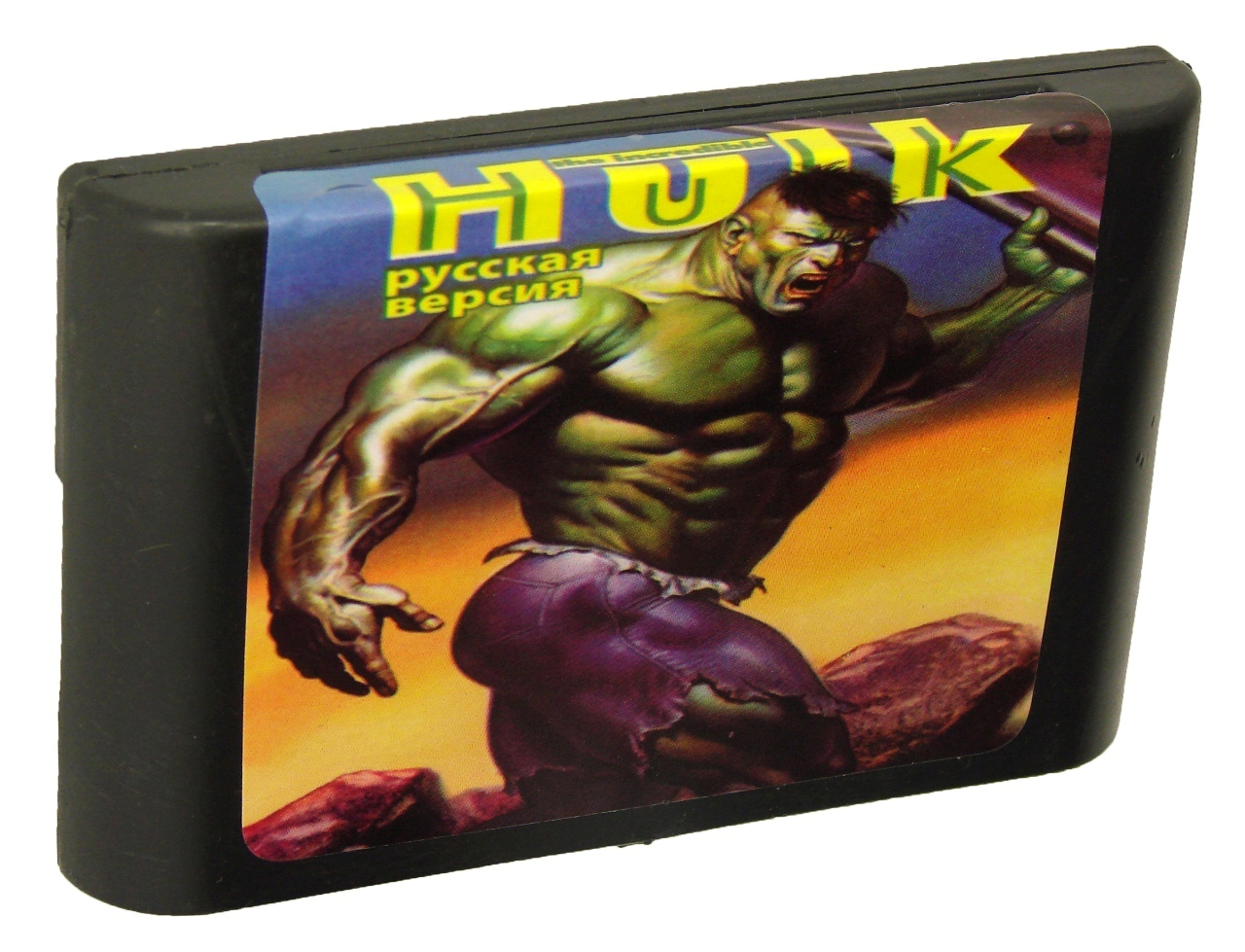 Картридж для Sega HULK: the incredible (Sega)